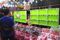 Balloons game Stock Photos