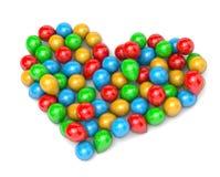 Balloons Heart Shape Royalty Free Stock Photo