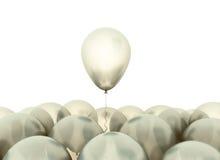 Balloons la priorità bassa Immagini Stock