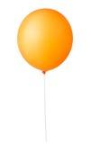 Balloons one orange Stock Photography