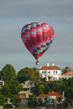 Balloons over Waikato Royalty Free Stock Photography