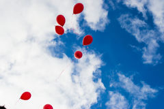 Balloons. Royalty Free Stock Photography