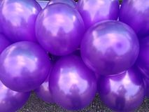 Balloons for party Royalty Free Stock Image