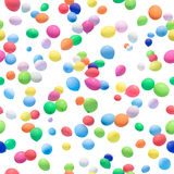 Balloons Pattern Royalty Free Stock Images