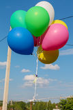 Balloons - it's always a holiday royalty free stock images