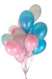 Balloons in strings Royalty Free Stock Photo