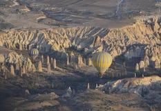 Balloons in Turkey Stock Photography