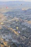 Balloons in Turkey Stock Photos