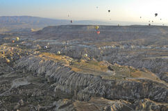 Balloons in Turkey Royalty Free Stock Image