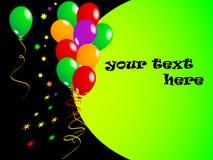 Balloons vector Stock Photo
