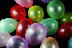 balloons2 Στοκ Εικόνα