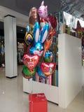 Balloonsat Mall Stock Photography