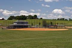 Ballpark Stock Image