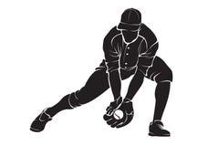 Ballplayer Stock Photo