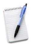 ballpoint notatnika pióro obrazy royalty free