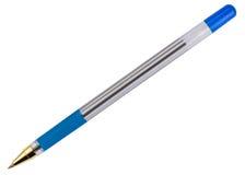 Ballpoint pen isolated on white Stock Image