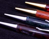 Ballpoint Pen tips Stock Photography