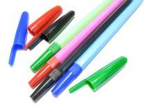 Ballpoint pens Stock Image