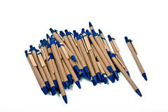 Ballpoint pens Stock Photography