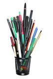 Ballpoint Pens stock images