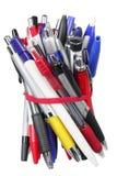 Ballpoint Pens royalty free stock photography