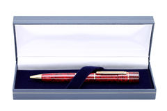 Ballpoint type hanko Stock Photography