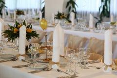 Ballroom. A wedding ballroom for weddings Stock Photo