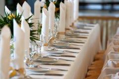 Ballroom. A wedding ballroom for weddings Royalty Free Stock Image