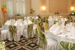 Ballroom. A very nice and elegant room Royalty Free Stock Photos