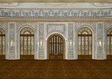 Ballroom vector illustration