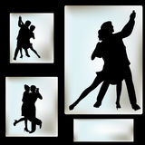 Ballroom Dance. Background, for an event or Dance School Stock Image