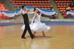 Ballroom dance challenge in Thailand 2013 Stock Photo