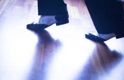 Ballroom dance latin dancer Royalty Free Stock Photography