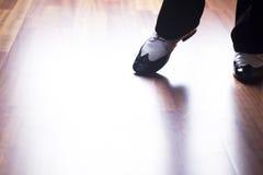 Ballroom dance latin dancer Stock Photos