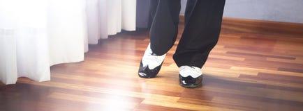 Ballroom dance latin dancer Royalty Free Stock Photos
