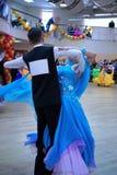 Ballroom dance Stock Photography