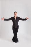 Ballroom dancing Royalty Free Stock Image