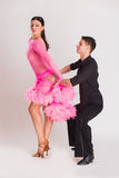 Ballroom dancing Royalty Free Stock Photos