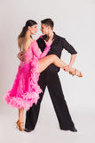 Ballroom dancing Stock Image