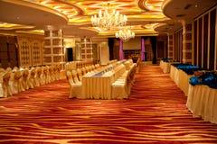 Ballroom Interior Design Stock Photo