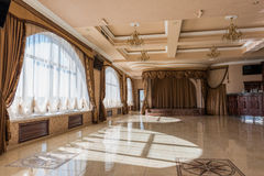 Ballroom interior Royalty Free Stock Photography