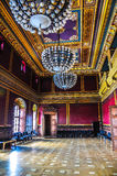 Ballroom in an opera house Royalty Free Stock Images