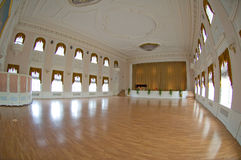 Ballroom in Peterhof Stock Images