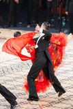 Ballroom Standard Dancers Stock Photo