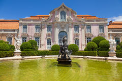 Queluz National Palace Stock Photo