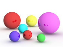 Balls Royalty Free Stock Photography