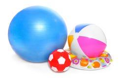 Balls. Stock Photo