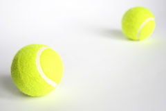 Balls. On a photo a balls for game in tennis Royalty Free Stock Image