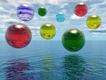 Balls Stock Image