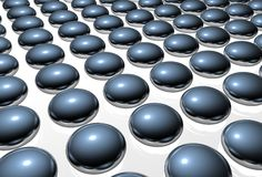 Balls background Royalty Free Stock Photo